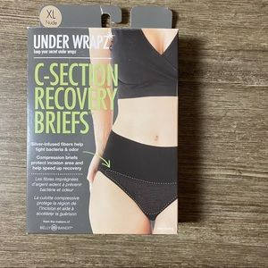 Under Wrapz C-Section Recovery Briefs